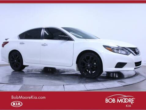 2017 Nissan Altima for sale at Bob Moore Kia in Oklahoma City OK