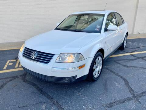 2003 Volkswagen Passat for sale at Carland Auto Sales INC. in Portsmouth VA