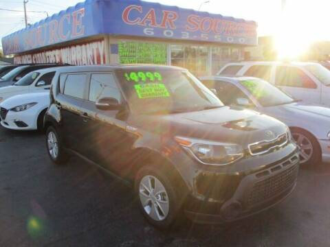 2014 Kia Soul for sale at CAR SOURCE OKC - CAR ONE in Oklahoma City OK