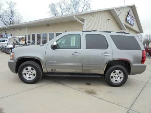 2009 Chevrolet Tahoe for sale at Milaca Motors in Milaca MN