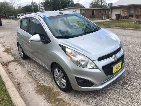 2014 Chevrolet Spark for sale at Rock Motors LLC in Victoria TX
