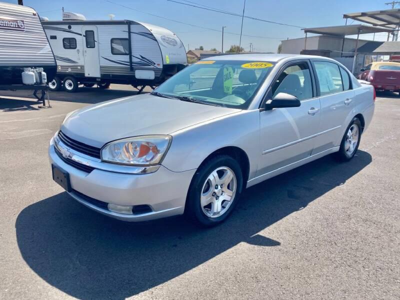 2005 Chevrolet Malibu for sale at Mesa AZ Auto Sales in Apache Junction AZ