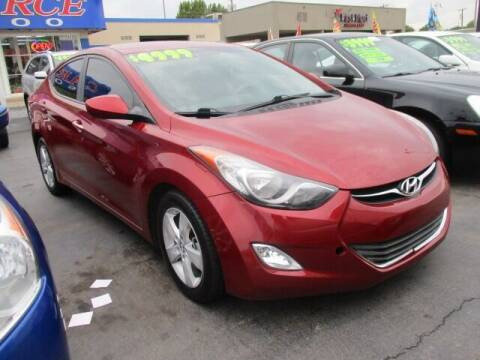 2013 Hyundai Elantra for sale at CAR SOURCE OKC - CAR ONE in Oklahoma City OK