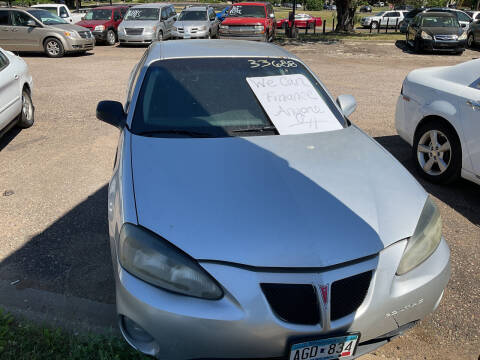 2004 Pontiac Grand Prix for sale at Continental Auto Sales in White Bear Lake MN