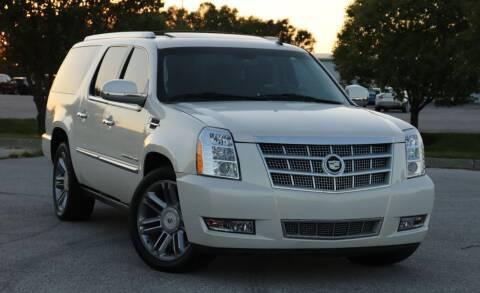 2012 Cadillac Escalade ESV for sale at Big O Auto LLC in Omaha NE