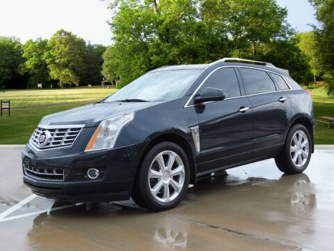 2014 Cadillac SRX for sale at Ron Carter  Clear Lake Used Cars in Houston TX