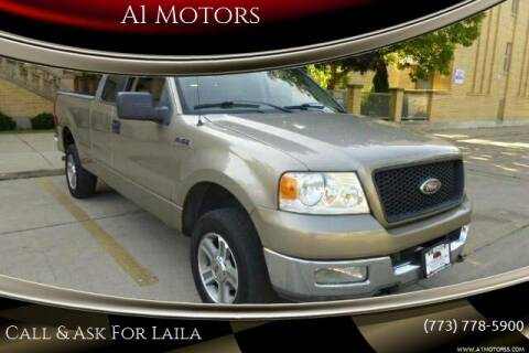 2005 Ford F-150 for sale at A1 Motors Inc in Chicago IL