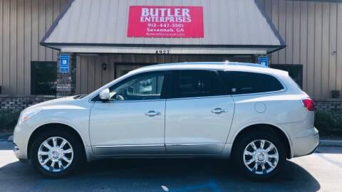 2013 Buick Enclave for sale at Butler Enterprises in Savannah GA