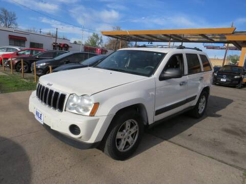2005 Jeep Grand Cherokee for sale at Nile Auto Sales in Denver CO