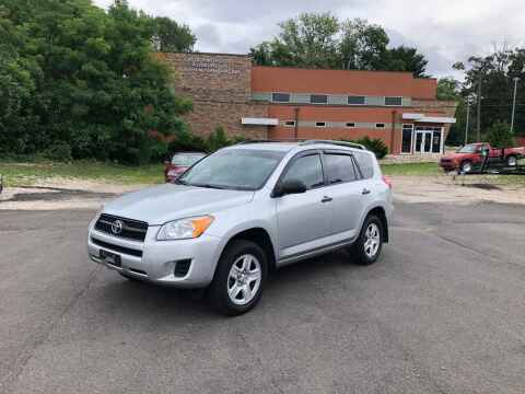 2011 Toyota RAV4 for sale at DILLON LAKE MOTORS LLC in Zanesville OH