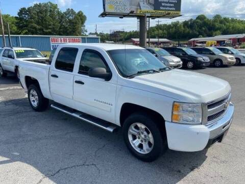 2007 Chevrolet Silverado 1500 for sale at Greenbrier Auto Sales in Greenbrier AR
