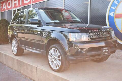 2012 Land Rover Range Rover Sport for sale at Alfa Romeo & Fiat of Strongsville in Strongsville OH