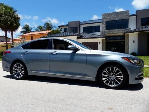 2015 Hyundai Genesis for sale at Lifetime Automotive Group in Pompano Beach FL