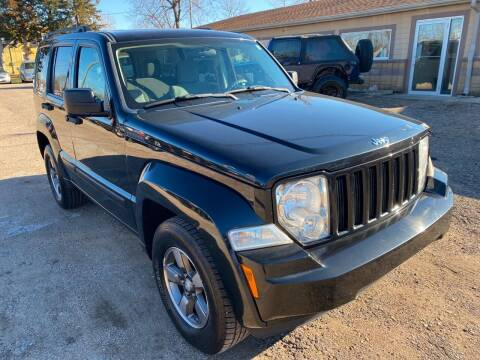 2008 Jeep Liberty for sale at Truck City Inc in Des Moines IA