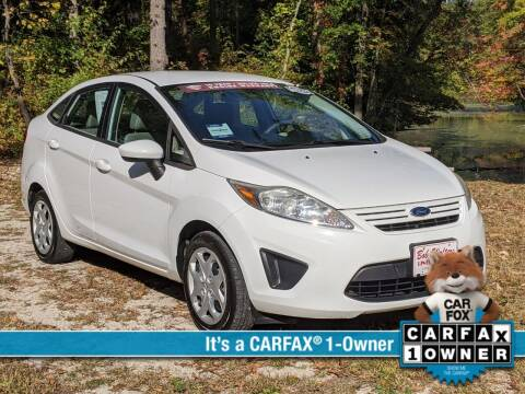 2012 Ford Fiesta for sale at Bob Walters Linton Motors in Linton IN