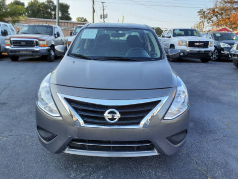 2015 Nissan Versa for sale at LOS PAISANOS AUTO & TRUCK SALES LLC in Peachtree Corners GA