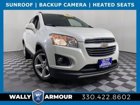 2015 Chevrolet Trax for sale at Wally Armour Chrysler Dodge Jeep Ram in Alliance OH