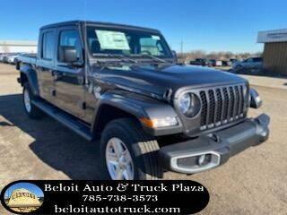 2021 Jeep Gladiator for sale at BELOIT AUTO & TRUCK PLAZA INC in Beloit KS