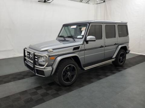2017 Mercedes-Benz G-Class for sale at AUTOSPORT MOTORS in Lake Park FL