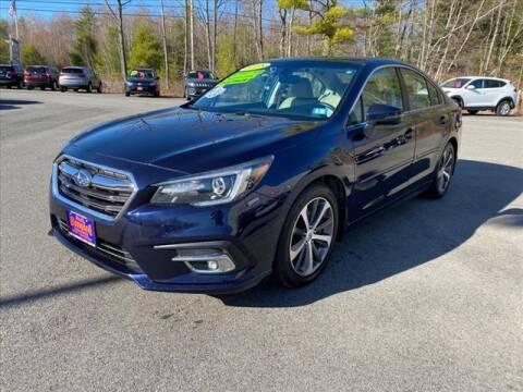 2018 Subaru Legacy for sale at North Berwick Auto Center in Berwick ME