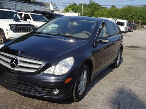 2008 Mercedes-Benz R-Class for sale at QUALITY AUTO SALES OF NEW YORK in Medford NY