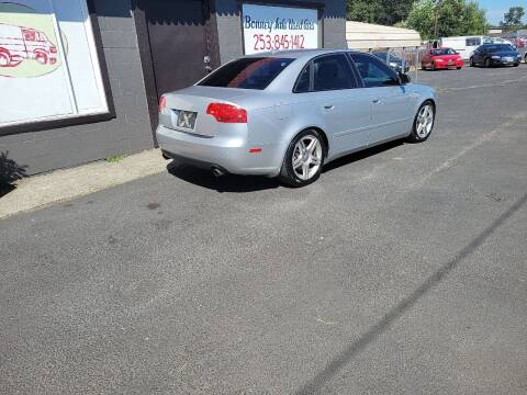 2007 Audi A4 for sale at Bonney Lake Used Cars in Puyallup WA
