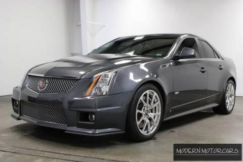 2009 Cadillac CTS-V for sale at Modern Motorcars in Nixa MO