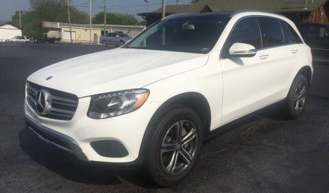 2016 Mercedes-Benz GLC for sale at G L TUCKER AUTO SALES in Joplin MO