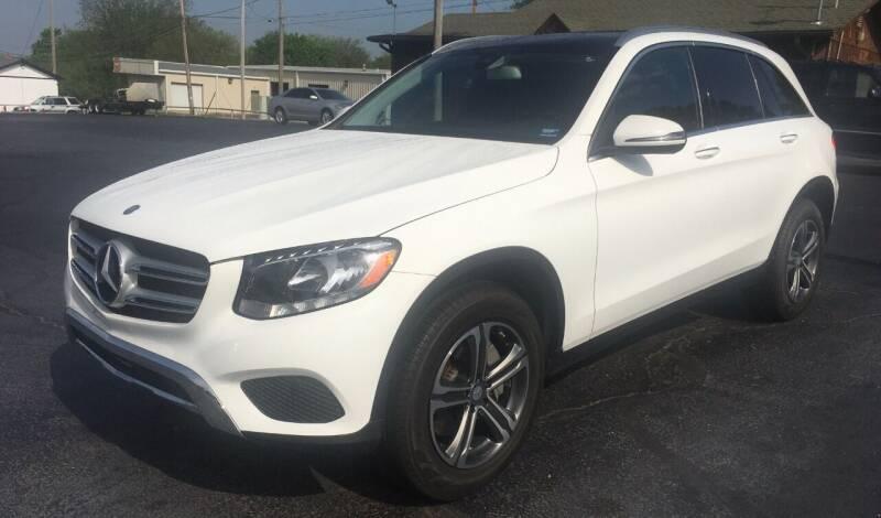 2016 Mercedes-Benz GLC for sale at G L TUCKER AUTO SALES in Joplin MO