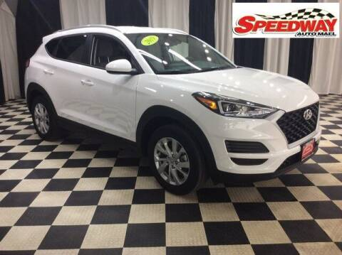 2019 Hyundai Tucson for sale at SPEEDWAY AUTO MALL INC in Machesney Park IL