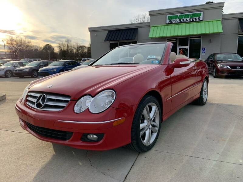2008 Mercedes-Benz CLK for sale at Cross Motor Group in Rock Hill SC