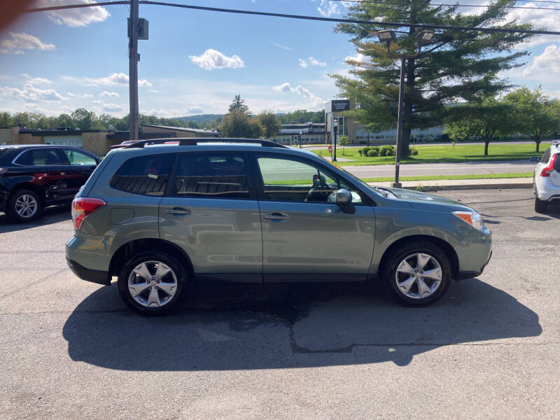 2015 Subaru Forester for sale at JERRY SIMON AUTO SALES in Cambridge NY