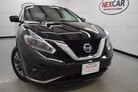 2018 Nissan Murano for sale at Houston Auto Loan Center in Spring TX