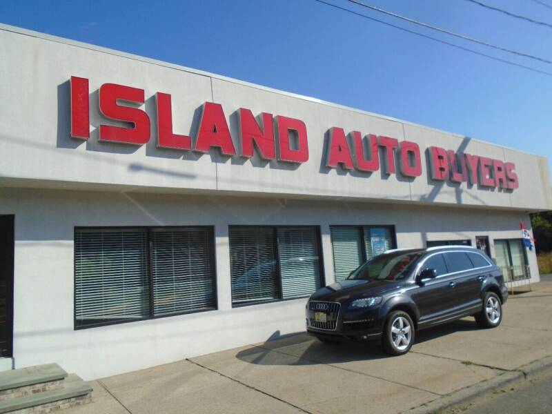 2014 Audi Q7 for sale at Island Auto Buyers in West Babylon NY