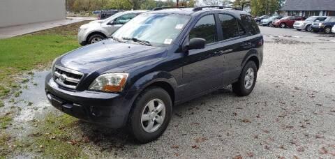 2009 Kia Sorento for sale at Port City Cars in Muskegon MI