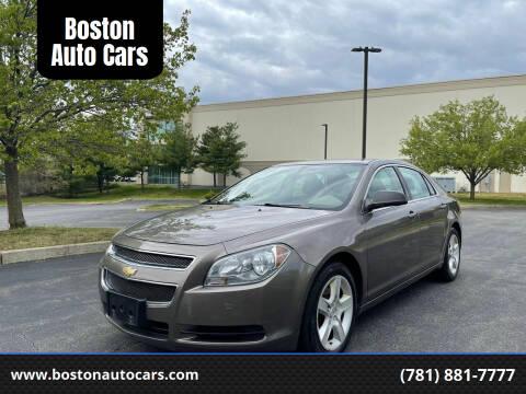 2011 Chevrolet Malibu for sale at Boston Auto Cars in Dedham MA