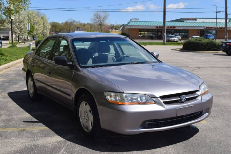 2000 Honda Accord for sale at NEW 2 YOU AUTO SALES LLC in Waukesha WI