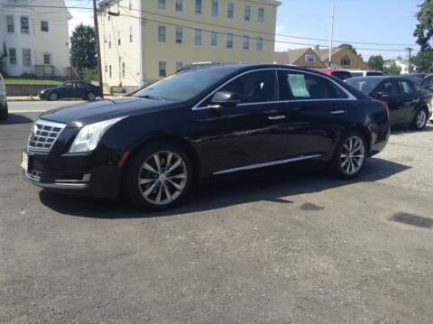 2014 Cadillac XTS for sale at Worldwide Auto Sales in Fall River MA