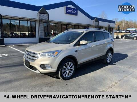2017 Ford Escape for sale at Impex Auto Sales in Greensboro NC