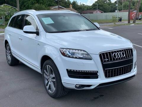 2015 Audi Q7 for sale at Consumer Auto Credit in Tampa FL