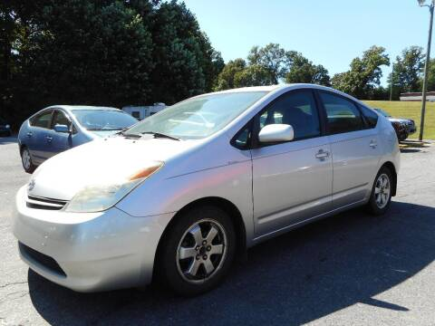 2005 Toyota Prius for sale at Super Sports & Imports in Jonesville NC