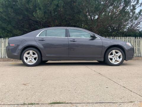 2011 Chevrolet Malibu for sale at SMART DOLLAR AUTO in Milwaukee WI