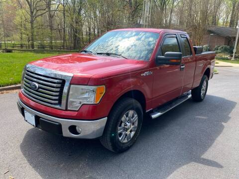 2010 Ford F-150 for sale at Bowie Motor Co in Bowie MD
