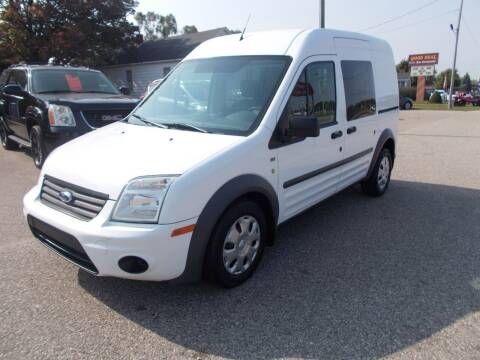 2012 Ford Transit Connect for sale at Jenison Auto Sales in Jenison MI