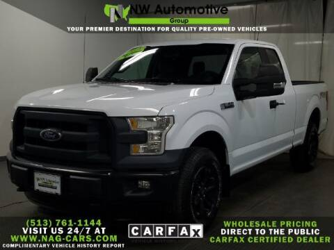 2015 Ford F-150 for sale at NW Automotive Group in Cincinnati OH