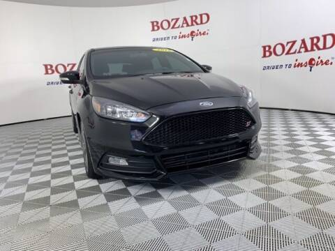 2018 Ford Focus for sale at BOZARD FORD in Saint Augustine FL