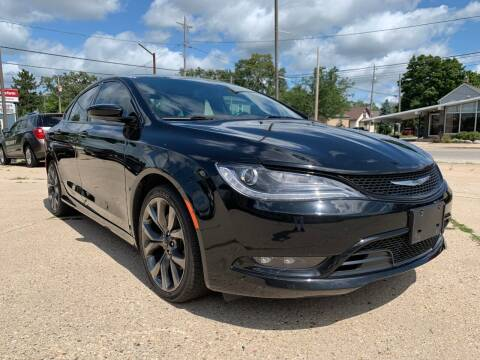 2015 Chrysler 200 for sale at Auto Gallery LLC in Burlington WI