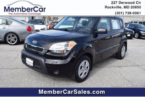 2011 Kia Soul for sale at MemberCar in Rockville MD