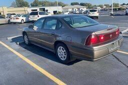 2003 Chevrolet Impala for sale at Prospect Auto Mart in Peoria IL