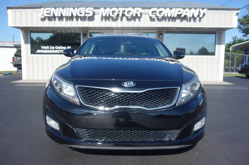 2014 Kia Optima for sale at Jennings Motor Company in West Columbia SC